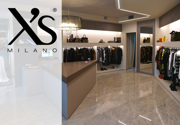 0c9b0c84a5f3f5 Abbigliamento Xs Milano